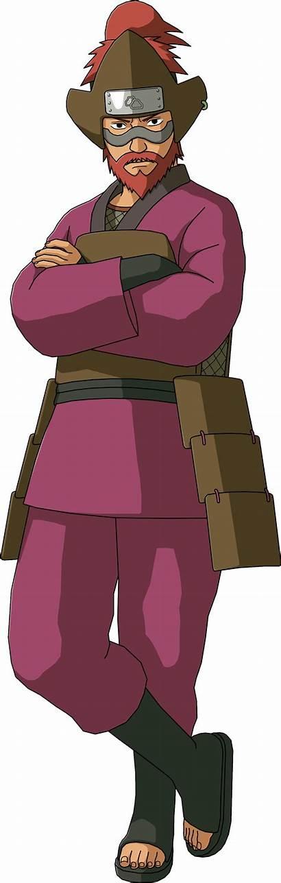 Roushi Naruto Roshi Shippuden Anime Uzumaki Tailed