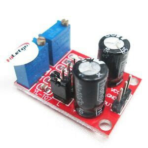 Pulse Frequency Square Wave Signal Generator Module