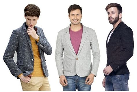30 Different Types In Mens Blazers For Casual & Formal Wear