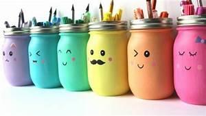 Ouvrir Un Pot De Peinture : 1001 id es pour fabriquer un pot crayon adorable soi m me ~ Medecine-chirurgie-esthetiques.com Avis de Voitures