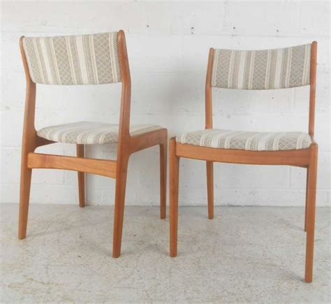 set of six modern dining chairs for sale at 1stdibs