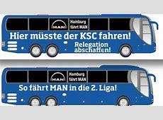 Wettbewerb Die lustigsten Entwürfe für den neuen HSVBus