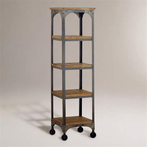 Aiden Etagere by Aiden Etagere World Market For Our Home
