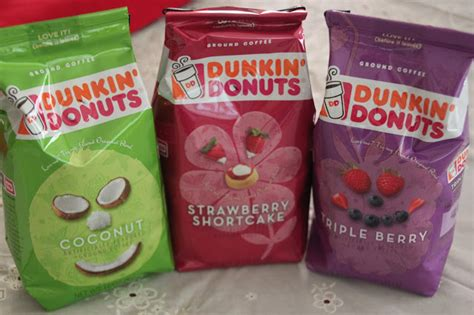 Or is there something special that makes it not able to be made as a blueberry crisp iced coffee? Susan's Disney Family: New Springtime flavors of Dunkin ...
