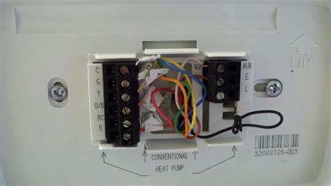 honeywell thermostat wiring diagram 9580 honeywell eim