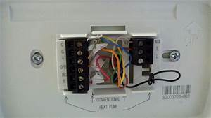 Filage Thermostat