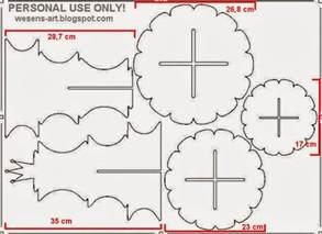 how to make headband holder plantilla para hacer stands para cupcakes ideas y