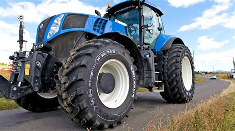 Michelin Wins Sima 2017 Innovation Award For '2 In 1' Ag