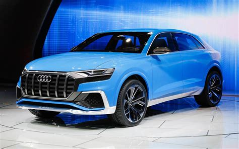 first glance at audi s new exclusive rs q8 suv with over