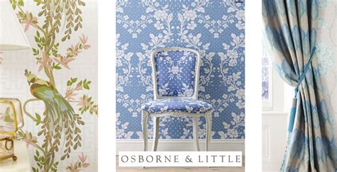 Osborne And Fabrics Upholstery by Osbourne And Fabrics And Wallpapers