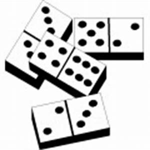 The gallery for --> Playing Dominoes Clipart