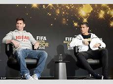 Cristiano Ronaldo and Lionel Messi remain best of enemies