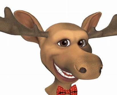 Moose Giraffe Ears Talking Update Perky Ear