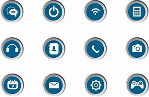 Mobile icon vector free vector download (19,728 Free ...