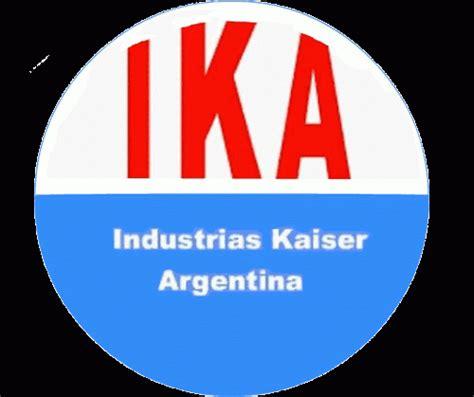 kaiser jeep logo ika industrias kaiser argentina taringa