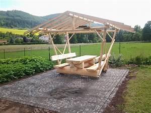 Gartenmöbel Mit Dach : bilder referenzen holzbau hoffmann ~ Articles-book.com Haus und Dekorationen
