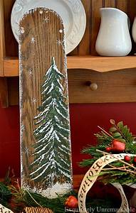 Recycled, Ceiling, Fan, Blade, Christmas, Art