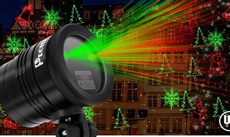 proteove christmas laser lights projector decorations review