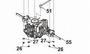 Westwood    Countax Tractor Hydrostatic K574c Tuff Torque