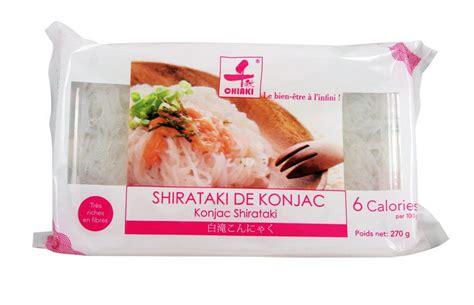 pates au konjac bio 28 images shirataki gohan kishimen coupe faim le konjac vous n y 233