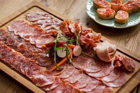 italian cold cuts mix of iberian and italian cold cuts picture of elefante happy restaurant bar shanghai