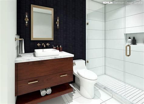 Kohler Bathroom Designs by Kohler Bathroom Design Service Personalized Bathroom