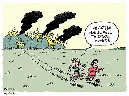 Humor Droge Cartoon Apache