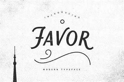 Favor Creativemarket Typeface Fonts Creative