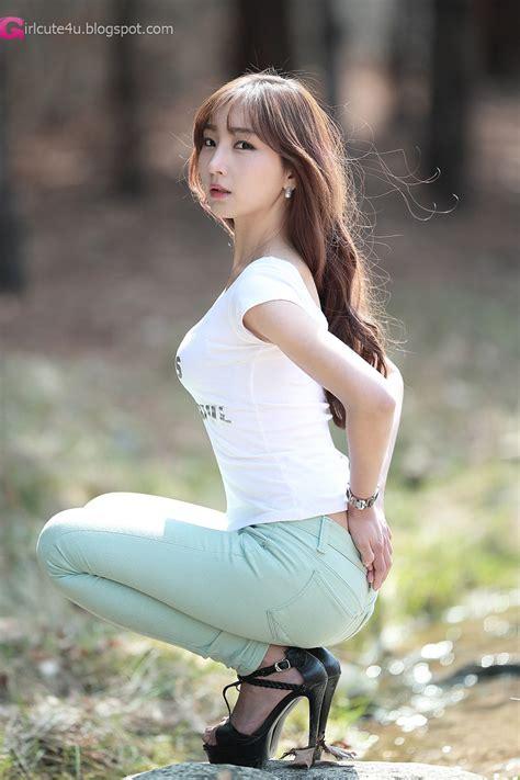Sexy Minas Outdoor Cute Girl Asian Girl
