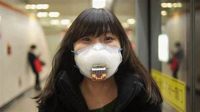 Surgical Masks Face Mask Wearing Gifs Coronavirus