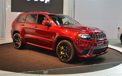 trackhawk jeep cherokee 2018 jeep grand cherokee trackhawk unreasonable but a
