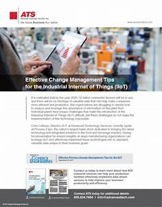 Effective Change Management Tips for the Industrial ...