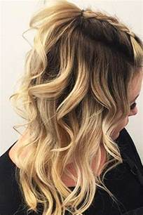 ideas   girl updo  pinterest easy