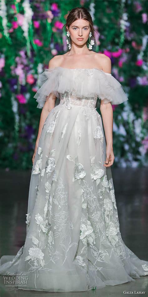 Galia Lahav Couture Fall 2018 Bridal Runway Show