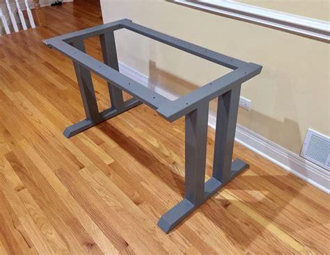 Roman Style Design Table Base Heavy Duty Sturdy Steel Base ...