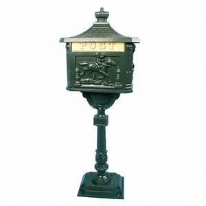 Dimension Boite Aux Lettres : boite aux lettre brievenbus au alu design antique neuf ebay ~ Dailycaller-alerts.com Idées de Décoration