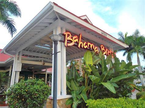 bahama breeze fort myers florida fun place  eat