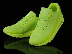 Nike Air Max 90 Hyperfuse Yellow Neon