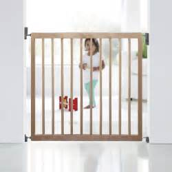 Barriere Escalier Leroy Merlin by Barri 232 Re De S 233 Curit 233 Enfant Munchkin Bois L 73 79 Cm H