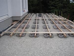 Welches holz fur terrassen unterkonstruktion for Terrassen unterkonstruktion