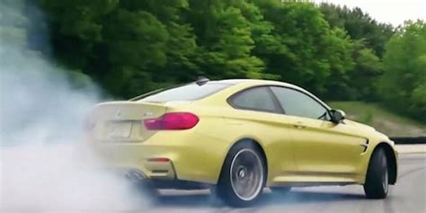 New 2015 Bmw M4 Is Perfectly Suited For James Bond