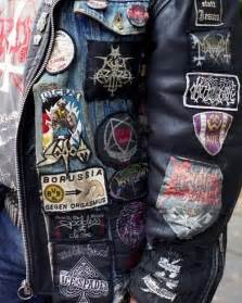 Jacket with Patches