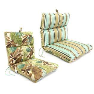 jordan manufacturing co inc knife edge chair cushion