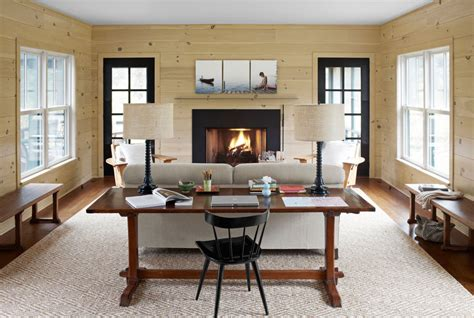 Livingroom Deco Modern Country Decor Ideas Modern Connecticut Vacation Home