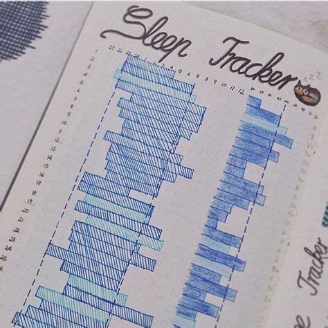 Bullet Journal Ideas Sleep Tracker
