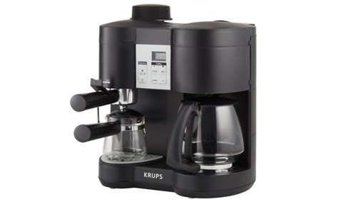 Espresso Machine Groupon by Krups Coffee And Espresso Maker Groupon Goods