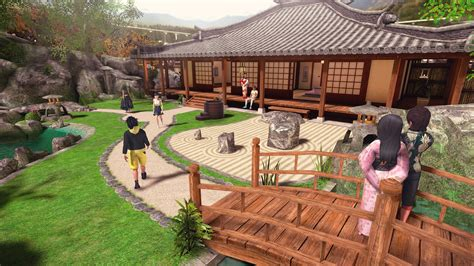 kyoto mountainside avakin japanese apartment avakinlifeguide