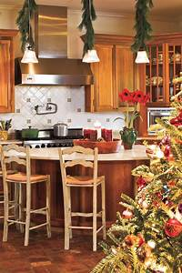 Our Favorite Christmas Kitchens