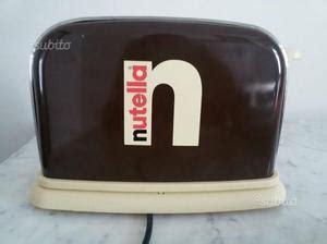 Tostapane Nutella by Pouff Nutella Ferrero Gigante Posot Class