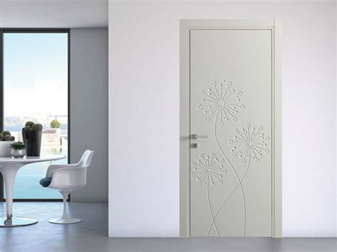 hinged lacquered door natura tarassaco  bertolotto porte